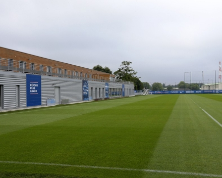 TerraCottem Turf u Paris Saint-Germain Ooredoo Training Centru, Francuska.