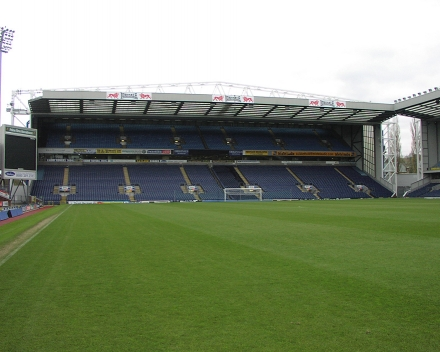 TerraCottem Turf, Ewood Park, Blackburn Rovers, İngiltere.