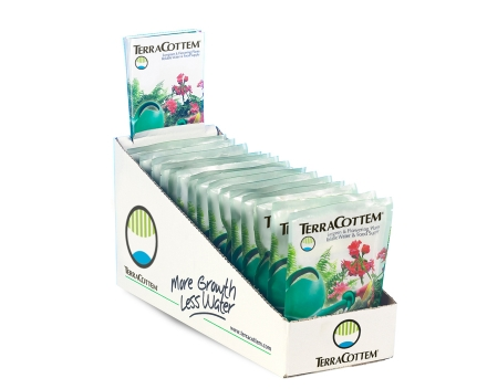For home gardeners wanting to use TerraCottem Universal when planting annuals and perennuals we recommend the 200g sachet