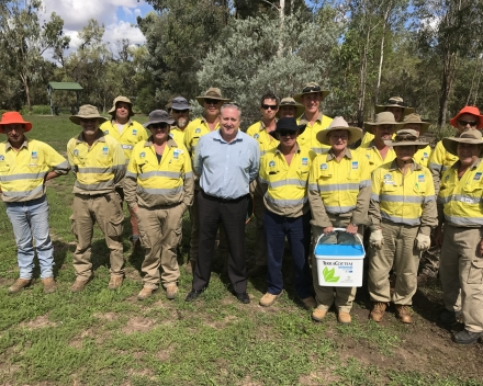 TerraCottem Workshop with Western Downs Regional Council