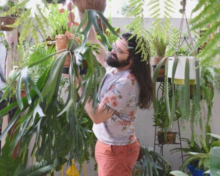 Samuel Gonçalves, a Brazilian biologist shared his secret...