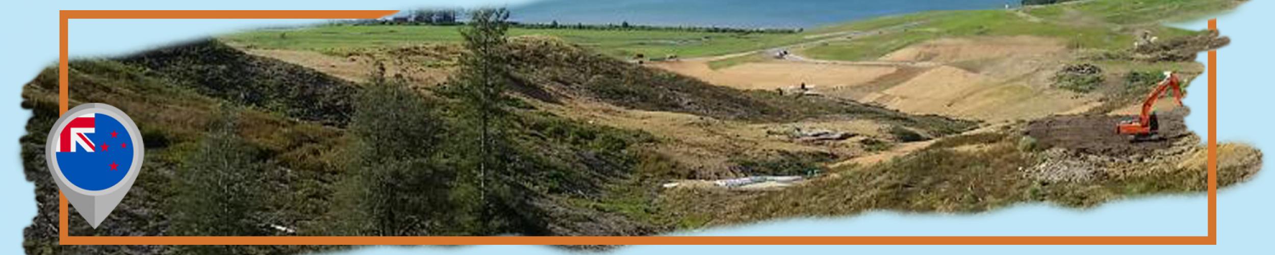 Evaluation of Alnus subcordata reforestation trial, Weiti Bay, Auckland, New Zealand