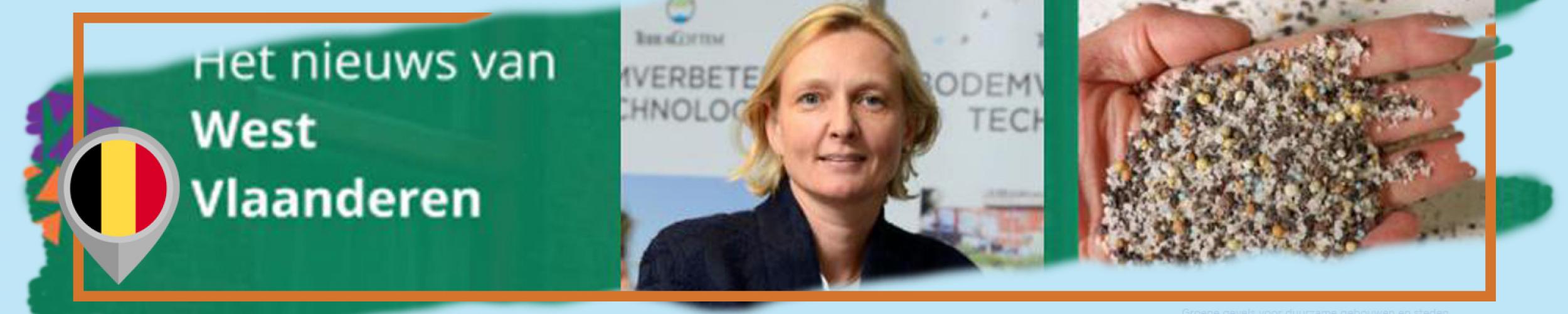 West-Vlaams bedrijf pakt uit met innovatief procedé om 50% water te besparen