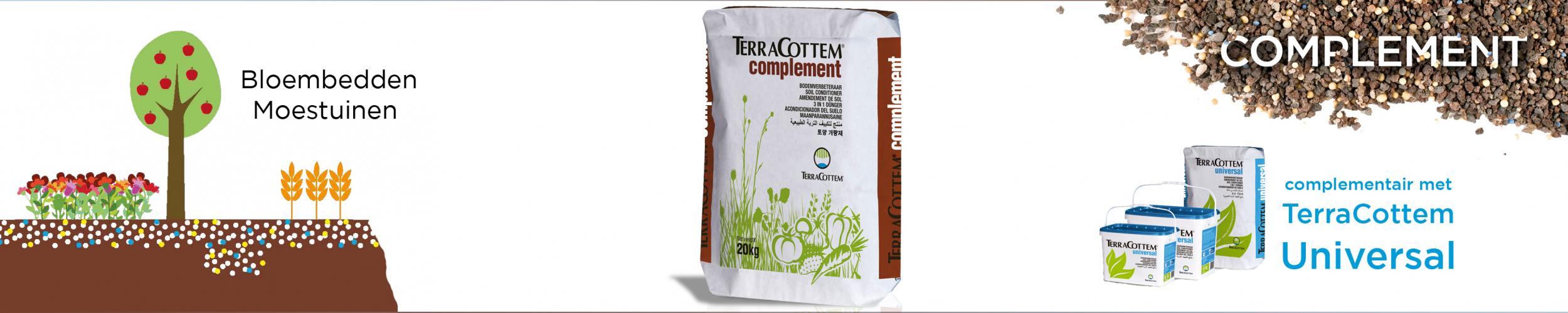 TerraCottem Complement - 20kg