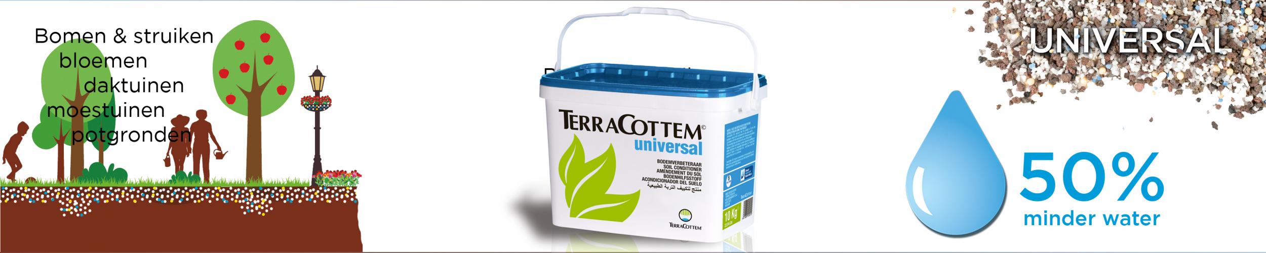TerraCottem Universal - 10kg