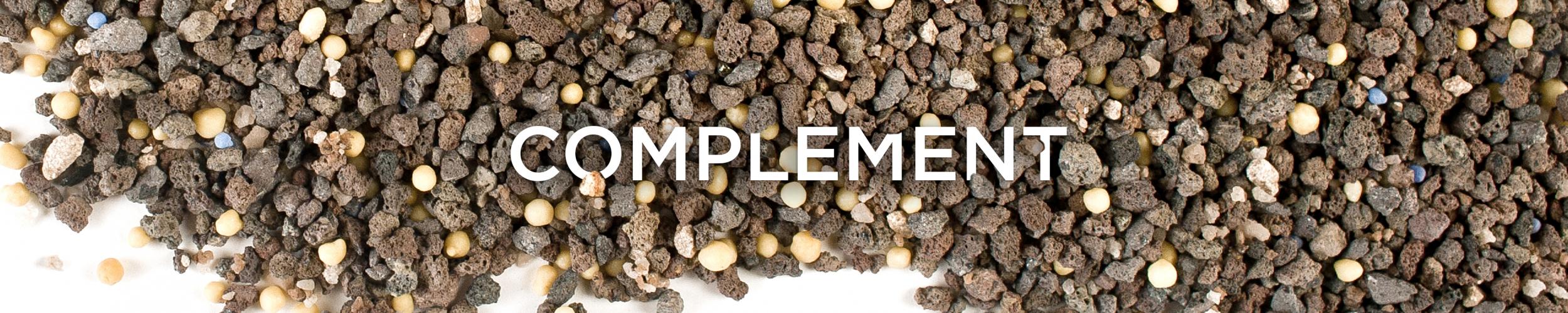TerraCottem Complement acondicionador de suelo complementario