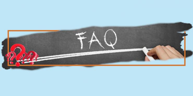 Veelgestelde vragen (Blog)
