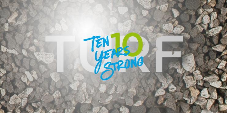 10 ans de TerraCottem Turf